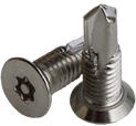 Security Hinge Screw HSP50MSC | GKL Products